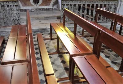 bancs église création 400×270