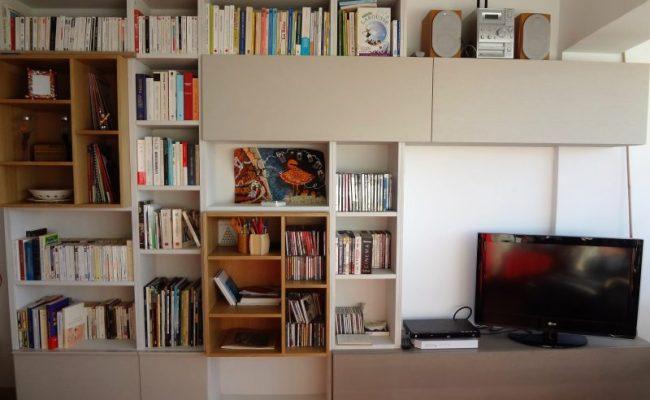 Bibliothèque création