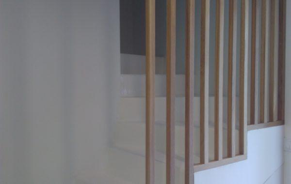 Claustra d'escalier
